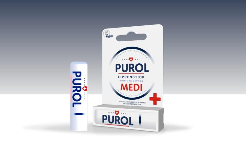Purol Lippenstick Medi